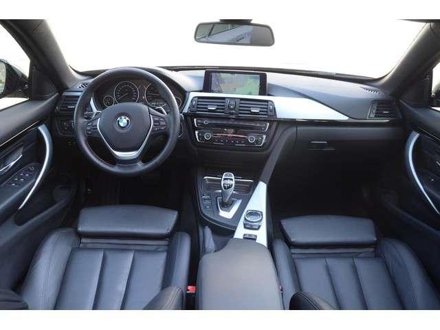 BMW 4-serie Cabrio 435i High Executive M Performance Sport Dealer onderhouden Camera HUD Leder Navi