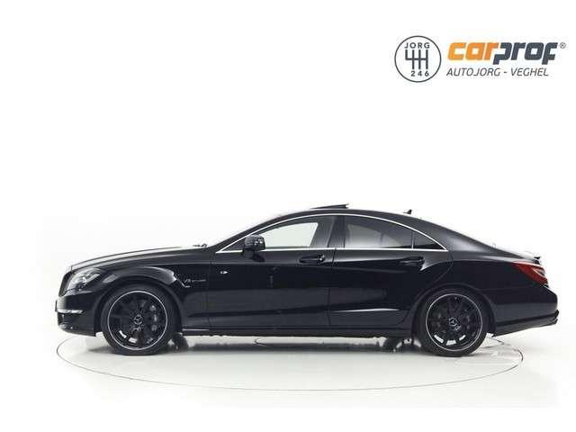 Mercedes-Benz CLS-klasse 63 AMG Schuifdak Harman Kardon Camera Leder IWC Dealer onderhouden