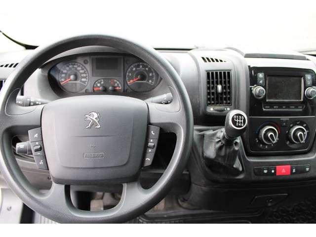 Peugeot Boxer 335 2.2 140 pk L3H2 Navigatie, Camera, Airco, Cruise control lichte beschadigingen!!