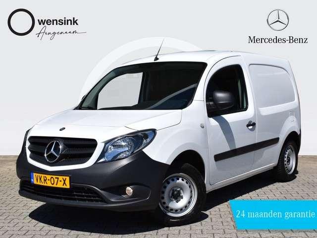 Mercedes-Benz Citan 109 CDI 90 PK L2 GB EUR 6 | AIRCO, CRUISE - CONTROL, RADIO/MP3, BLUETOOTH, LAADRUIME BETIMMERD | CERTIFIED 24 MAANDEN GARANTIE !!!