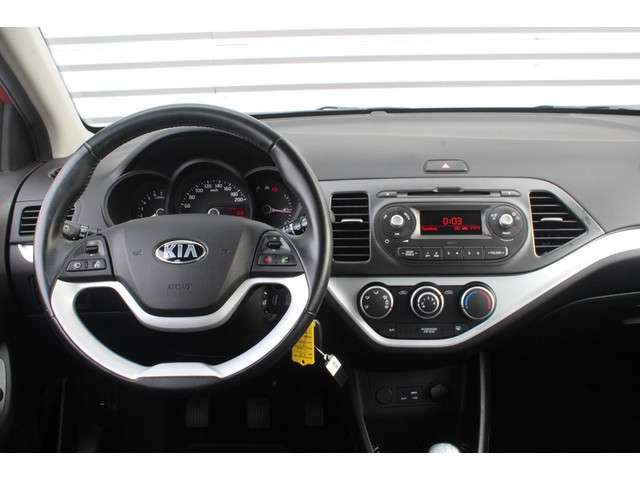 Kia Picanto 1.0 CVVT BUSINESSLINE | Airco | Bluetooth | LED |