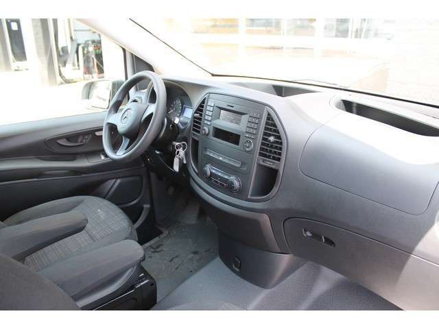 Mercedes-Benz EVITO TOURER PRO L3 | AUTOMAAT, 9 PERSOONS, AIRCO, RADIO/BLUETOOTH | CERTIFIED 24 MAANDEN GARANTIE!