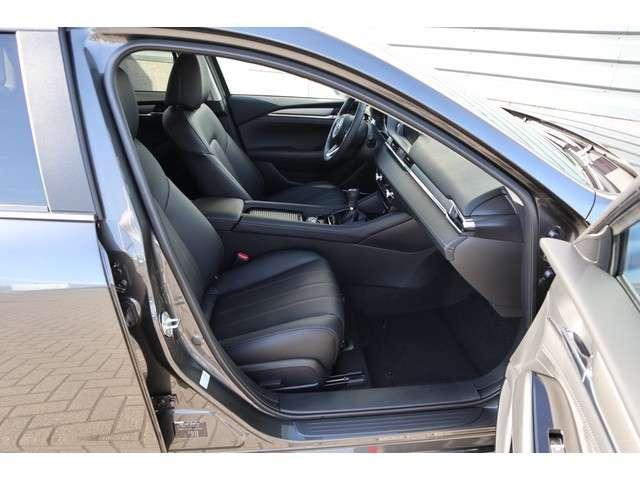 Mazda 6 Sportbreak € 7.368,- Demovoordeel! 2.2 SkyActiv-D Business Comfort - Demo