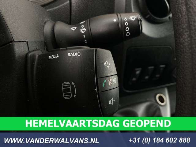 Opel Movano 2.3 CDTI 136pk L3H2 Airco, cruisecontrol, parkeersensoren
