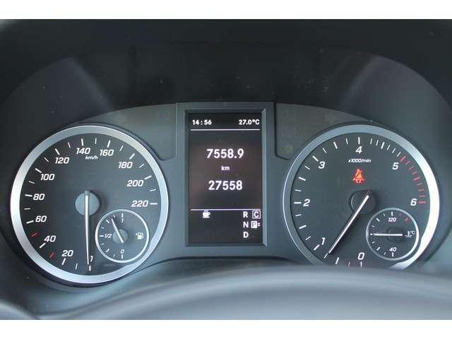 Mercedes-Benz Vito 114 CDI 136PK DUBBEL CABINE   AUTOMAAT, LED, TREKHAAK, CAMERA, NAVIGATIE, 19 INCH, CRUISE-CONTROL   CERTIFIED 24 MAANDEN GARANTIE!