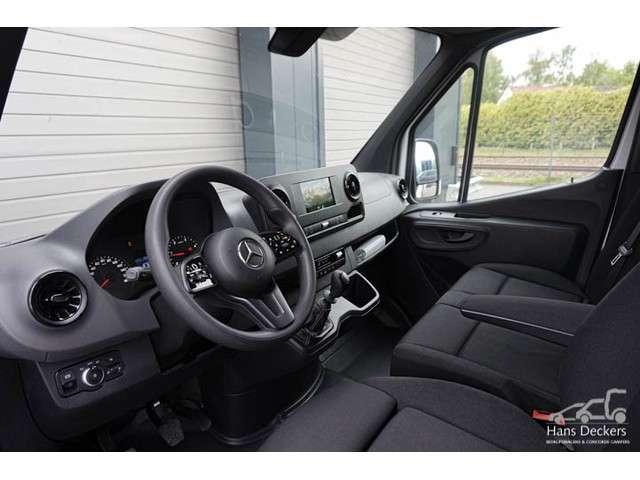 Mercedes-Benz Sprinter 316 L3 H2 MBUX Koelwagen Vrieswagen Camera