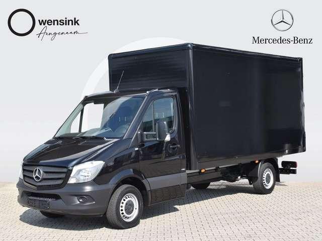 Mercedes-Benz Sprinter 314 CDI 143PK BAKWAGEN MET DEUREN | AUTOMAAT, AIRCO, RADIO/BLUETOOTH, BIJRIJDERSBANK | CERTIFIED 12 MAANDEN GARANTIE!