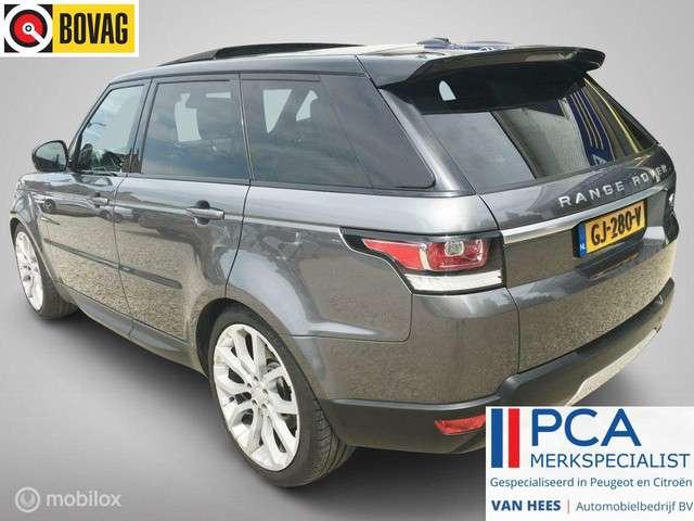 Land Rover Range Rover Sport - 3.0 TDV6 HSE DYNAMIC panodak 258 pk