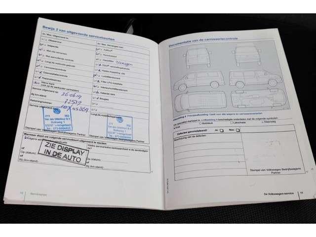 Volkswagen Crafter 50 2.0 TDI 163pk Bakwagen met schuifzeil en laadklep 1.000kg. 04-2016