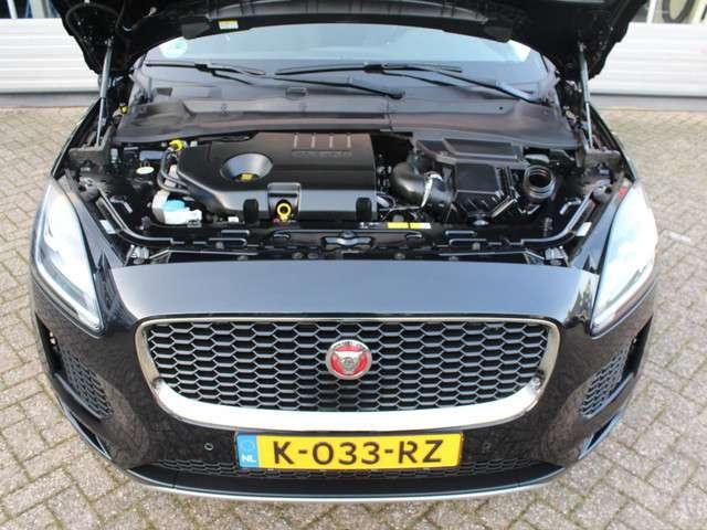 Jaguar  E-Pace D180 AWD Automaat R Dynamic-S 180PK Uniek in Nederland. (Stoelverwarming AWD Climate Control Xenon Cruise Control Premium Audio Installatie MET GARANTIE* )