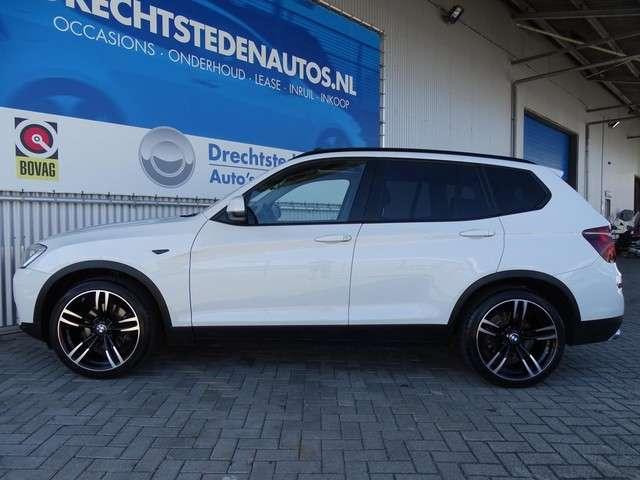 BMW X3 2.8i xDrive VERKOCHT !