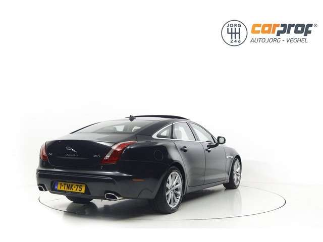 Jaguar XJ 3.0 V6D Premium Luxury Dealer onderhouden Panoramadak Camera Leder Memory Keyless