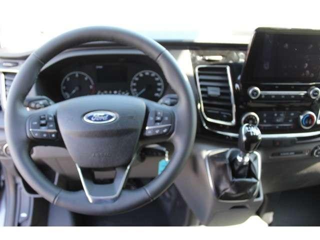 Ford Transit Custom 300L 2.0 TDCI 130pk L2H1 Limited Navigatie met camera , Trekhaak 2800 KG