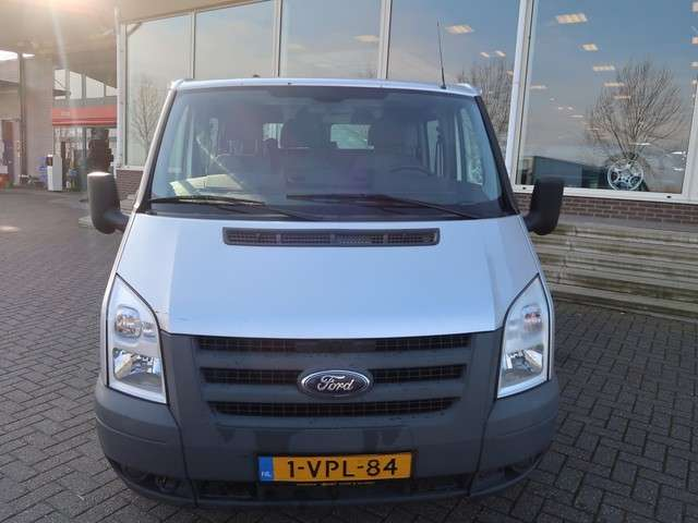 Ford Transit 260S 2.2 TDCI DUBBEL CABINE + AIRCO