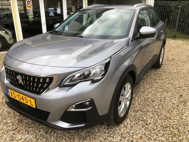 Peugeot 3008 - 1.2 PureTech Blue Lease Executive 130pk navi | clima | camera | LMV