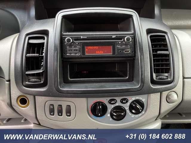 Opel Vivaro 2.0 CDTI L2H1 Airco, cruisecontrol