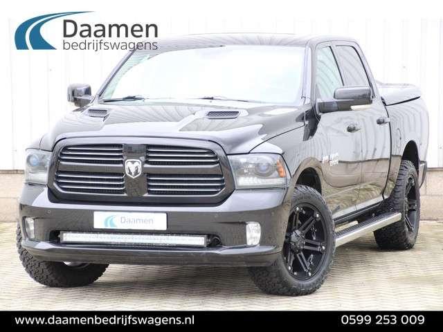 Dodge Ram 1500 5.7 V8 Crew Cab SPORT / ALPINE / TREKHAAK / 20 INCH