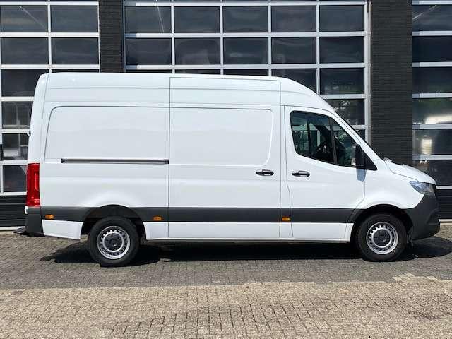 Mercedes-Benz Sprinter 316 CDI 163 PK L2 H2 GB EUR 6 | AIRCO, RADIO/MP3, 270°C ACHTERDEUREN, BLUETOOTH, OPSTAP, PASSAGIERSBANK, TREKHAAK, LAADRUIMTE BE 24 MAANDEN GARANTIE !!!