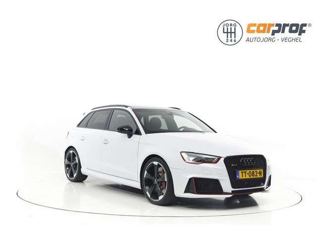 "Audi RS3 Quattro 367PK ACC Navigatie Leder Camera 19"" Panoramadak Automaat"