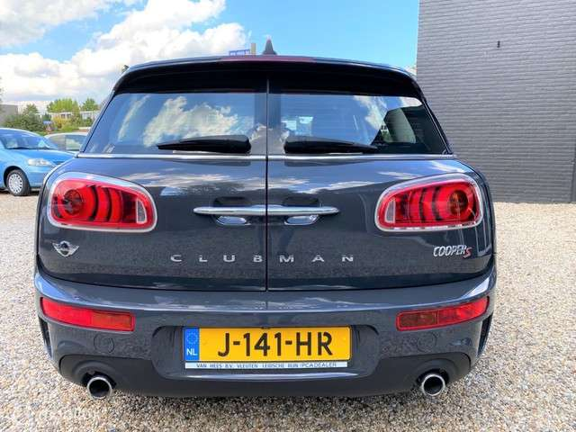 Mini Clubman 2.0 Cooper S Pepper Serious Business automaat