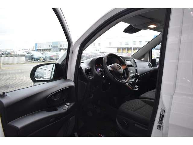 Mercedes-Benz Vito 111 CDI 115 PK L2 GB EUR 6 | AIRCO, RADIO/MP3, BLUETOOTH, ACHTERDEUREN, SIDEBARS, PASSAGIERSBANK, LAADRUIMTE BETIMMERD | CERTIFI 24 MAANDEN GARANTIE !!!