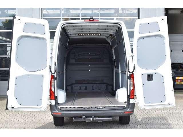 Mercedes-Benz Sprinter 316 CDI 164 PK L2H2 | AUTOMAAT, MBUX, 2800KG TREKHAAK, DUBBELE GEVEERDE STOEL, LED | CERTIFIED 12 MAANDEN GARANTIE!