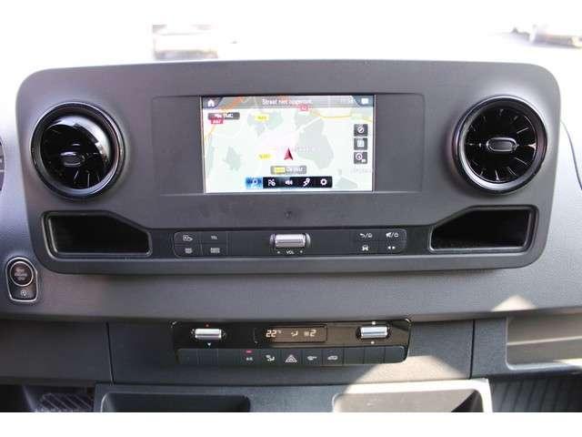 Mercedes-Benz Sprinter 316 CDI L2H2 3500 kg Trekhaak, Navigatie MBUX, Camera, Airco