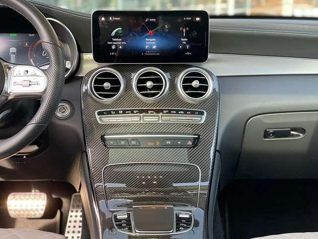 Mercedes-Benz GLC 200 Premium Plus AMG | Designo Leder | Carbon | Memory | Pano | Night | 360 Camera | Multibeam