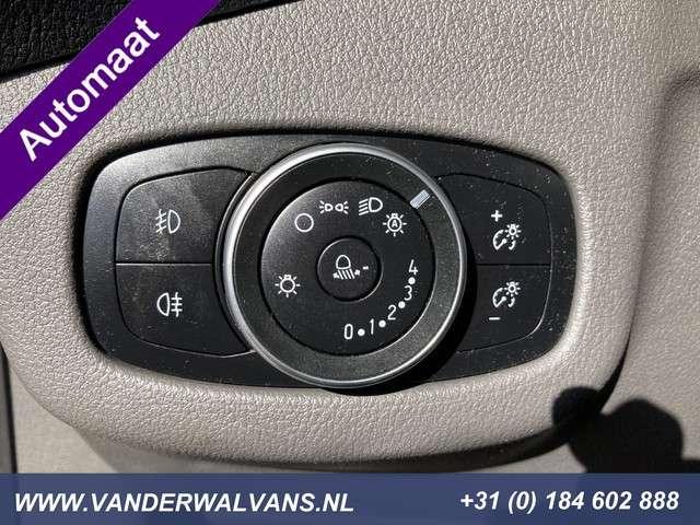 Ford Transit Connect 1.5 Euro6 120pk L2H1 Automaat Camera, airco, navigatie, cruisecontrol, apk