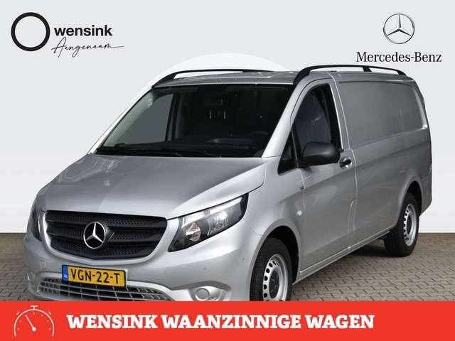 Mercedes-Benz Vito 111 CDI 115 PK L2 GB EUR 6 | NAVIGATIE, AIRCO, CAMERA, RADIO/MP3, BLUETOOTH, ACHTERDEUREN, PARKEERSENSOREN | CERTIFIED 24 MAANDEN GARANTIE !!!