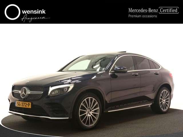 "Mercedes-Benz GLC Coupé 250 4MATIC Premium Plus   Luchtvering   Schuif-kanteldak   Burmester audio   360 Camera   Stoelventilatie   20"" LM"