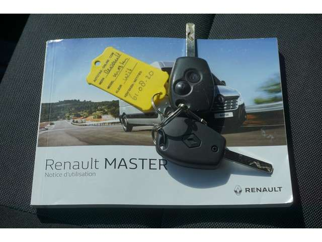 Renault Master 2.3 dCi L1H1, Bluetooth, 3-Zits **51.668KM**