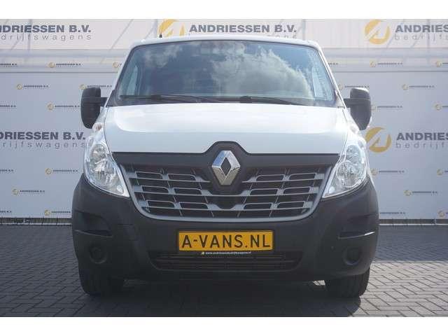 Renault Master 2.3 dCi L1H1, Bluetooth, 3-Zits