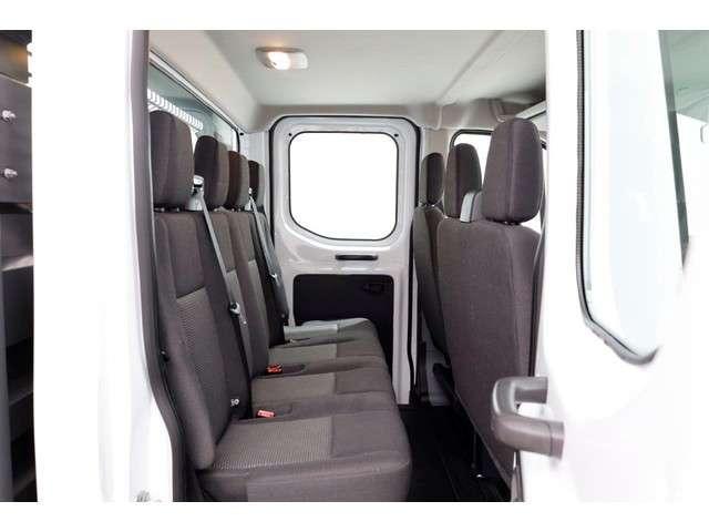 Ford Transit 2.0 TDCI 170pk L5 D.C. Open laadbak 430cm 08-2019