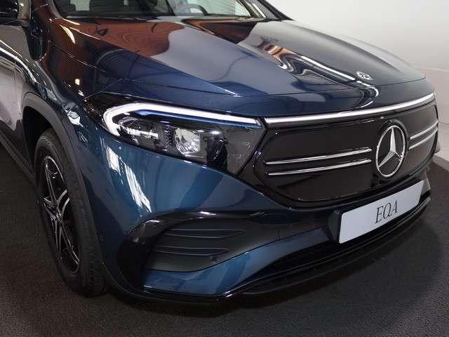 Mercedes-Benz EQA 250 AMG Line | Dode-hoekassistent | Digitale radio | Easy Pack-achterklep | Sfeerverlichting |