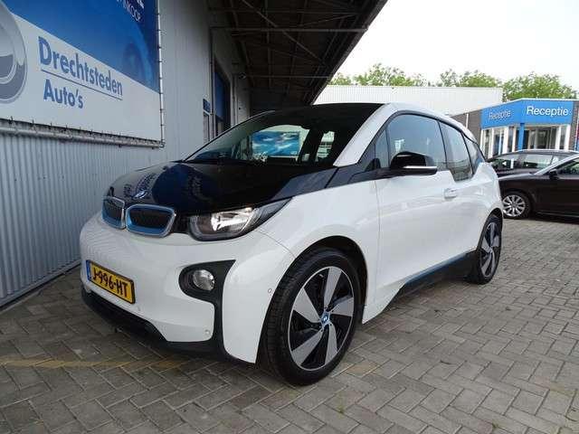BMW I3 CCS! Prijs is -€2.000.- Subsidie! Camera! Navi! Stoelverw! Parkeersensor! Cruise! 1ste Eigenaar!