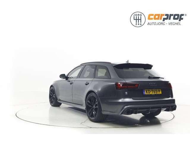 Audi RS6 Avant 4.0 TFSI RS6 Performance Akrapovic B&O Advanced Dynamic Plus Carbon Keramische remmen Panoramadak HUD 360 Camera