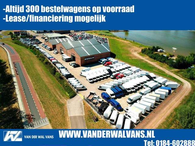 Opel Vivaro 1.6CDTI L2H1 Airco, Navigatie, Cruisecontrol, zwaaibalk