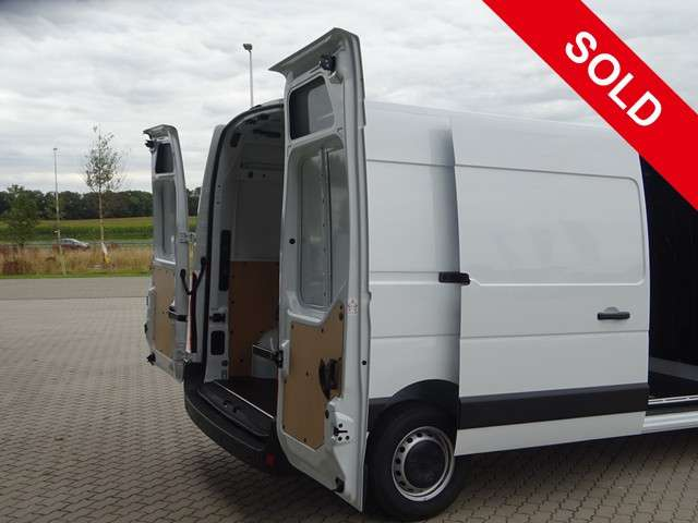 Renault Master T35 135 L3H2 nieuw Cruise control + PDC