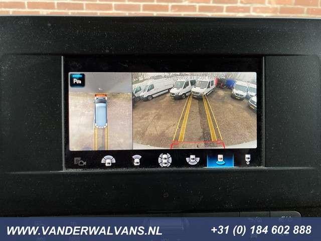Mercedes-Benz Sprinter 316CDI 164pk L3H2 Euro6 Maxi | Airco 3500kg-Trekhaak MBUX Camera Cruise Stoelverwarming