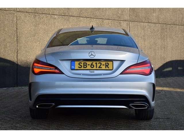 Mercedes-Benz CLA-Klasse 180 d Business Solution 109pk | Full Map Navi | Stoelverwarming | Achteruitrijcamera | Cruise control | Parkeersensoren | LED ko