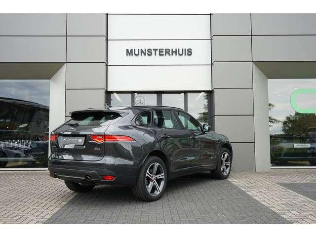 Jaguar F-Pace 2.0 R-Sport AWD 25t | Adaptieve cruise control | Cold Climate Pack | Glazen Panoramadak | Meridian Audio |