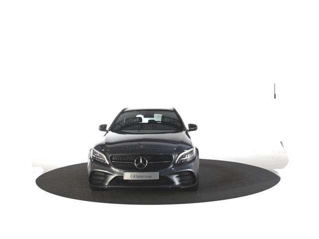 Mercedes-Benz C-Klasse Estate 180 Business Solution AMG | Advantage pakket | URBANGUARD plus | Digitale radio | EASYPACK-achterklep | Nightpakket | Keyless GO |
