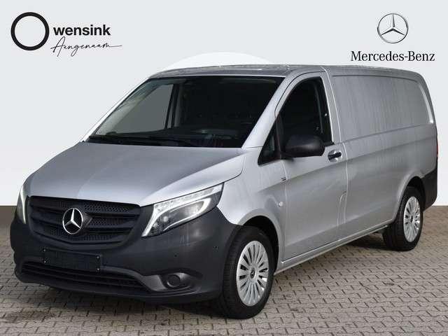 Mercedes-Benz Vito 119 CDI 190PK L2 GB   AUTOMAAT, AIRCO, TREKHAAK 2500KG, BIJRIJDERSBANK, LED, CAMERA   CERTIFIED 24 MAANDEN GARANTIE!