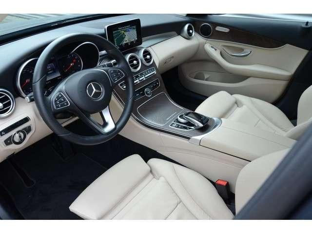 Mercedes-Benz C-klasse 350e 7% Bijtelling 1e Eigenaar Dealer onderhouden Leder Camera Xenon Luchtvering Standkachel