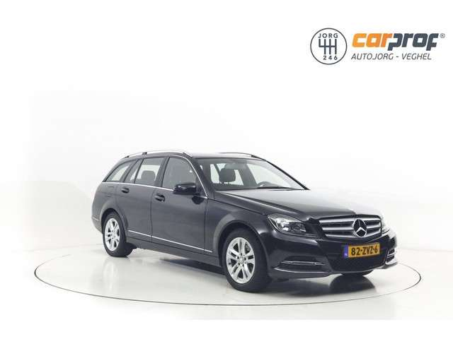 Mercedes-Benz C-klasse Estate 180 Ambition Avantgarde Trekhaak Navigatie Dealer onderhouden