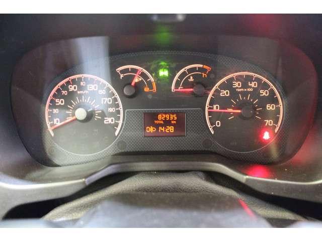 Fiat Fiorino Airco/Schuifdeur