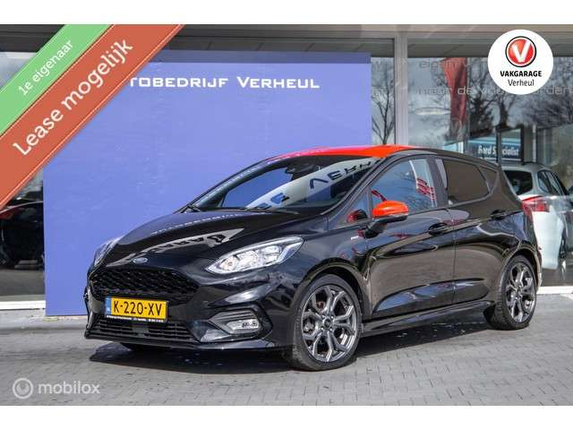 Ford Fiesta 1.0 EcoBoost ST-Line 125Pk 5Drs Navi Camera Lane Assist