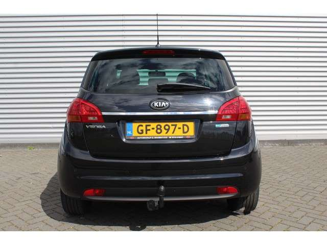 Kia Venga 1.4 CVVT First Edition | Navi | Airco | Cruise | Camera | Trekhaak | PDC |