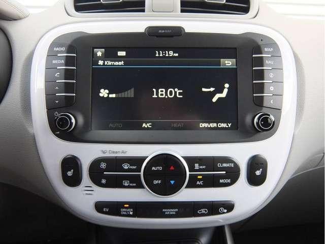 Kia Soul EV EXECUTIVELINE Automaat | Clima | Navi | Camera | Accu garantie t/m 9-2023